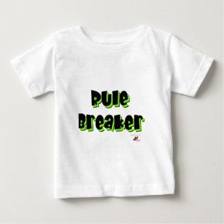 Regel-Unterbrecher Baby T-shirt