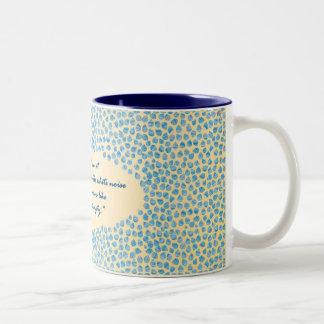 Regen-Becher Meraki Geschäft Zweifarbige Tasse