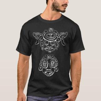 Regen-Gott-Masken T-Shirt