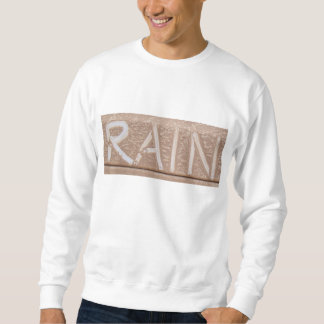 REGEN 'Heckklappe Talk Sweatshirt