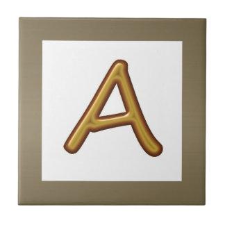 Regen Sie hervorragende Leistung an: Goldenes AAA- Fliese