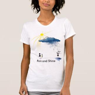 Regen und Glanz Tshirt
