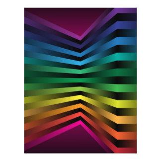 Regenbogen 3D 21,6 X 27,9 Cm Flyer