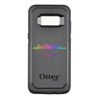 Regenbogen-Boston-Skyline OtterBox Commuter Samsung Galaxy S8 Hülle