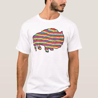 Regenbogen Bruce T-Shirt