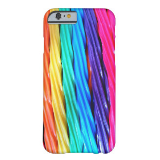 Regenbogen-Drehung Barely There iPhone 6 Hülle