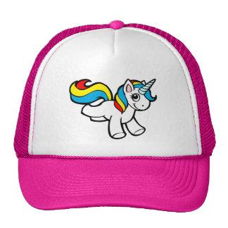 Regenbogen-Einhorn Toon Tuckercaps