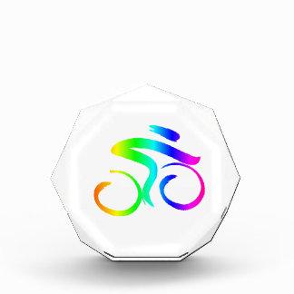 Regenbogen-Fahrrad 2 Auszeichnung