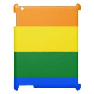 Regenbogen-Flagge iPad Hülle