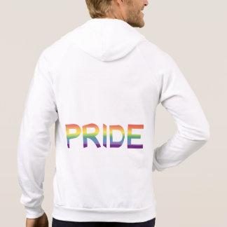 Regenbogen-Flaggen-Stolz Hoodie