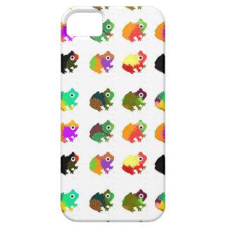 Regenbogen-Frösche Etui Fürs iPhone 5