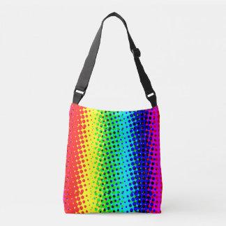 Regenbogen für Cusrom Querleichensack Tragetaschen Mit Langen Trägern