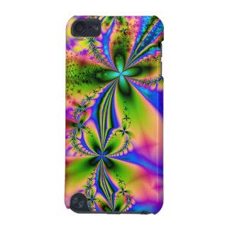 Regenbogen-Glitzernipod-Speck-Kasten iPod Touch 5G Hülle