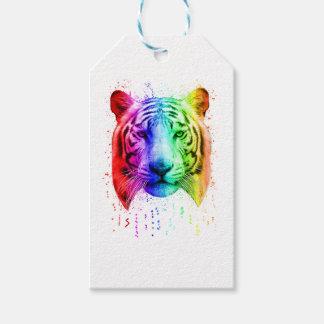 Regenbogen-Graffiti-Farben-Spritzen-sibirischer Geschenkanhänger