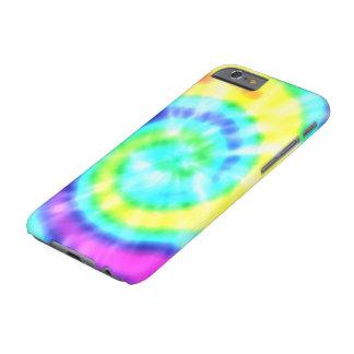 Regenbogen-Hippy gefärbte Krawatte iPhone 6 Fall Barely There iPhone 6 Hülle