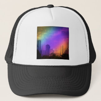 Regenbogen Houston Truckerkappe