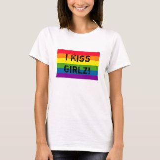 REGENBOGEN I Kuss Girlz! T-Shirt