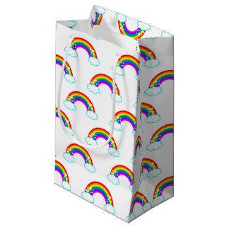 Regenbogen Kleine Geschenktüte