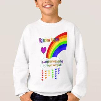 Regenbogen-Krankenschwestern Sweatshirt