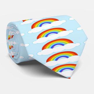 Regenbogen-Krawatte Krawatte