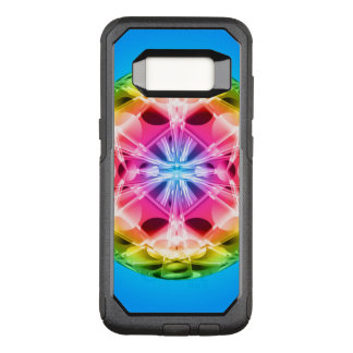 Regenbogen-Kugel-Mandala OtterBox Commuter Samsung Galaxy S8 Hülle
