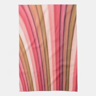 Regenbogen-Kunst-Geschirrtuch Handtuch