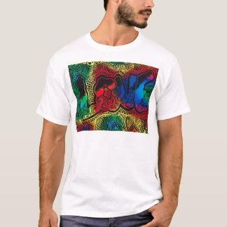 Regenbogen-Liebe T-Shirt