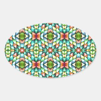 Regenbogen mosaik fliesen aufkleber for Mosaik aufkleber