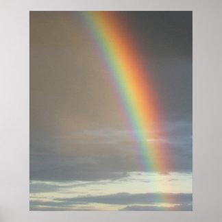 Regenbogen Poster