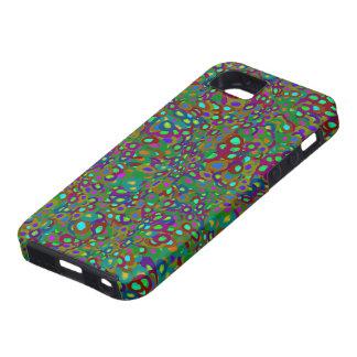 Regenbogen-Reptil-Skala-Muster - iPhone 5 Fall iPhone 5 Schutzhüllen