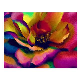 Regenbogen-Rose