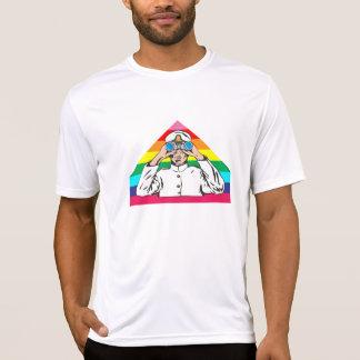 Regenbogen-Seemann T-Shirt