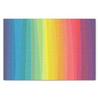 Regenbogen Seidenpapier