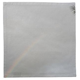 Regenbogen-Serviette Serviette