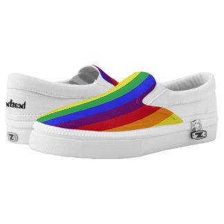 Regenbogen Slip-On Sneaker