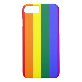 REGENBOGEN-STOLZ. FALL DES GAY PRIDE-IPHONE 6 iPhone 8/7 HÜLLE