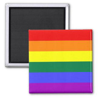 Regenbogen-Stolz-Flaggen-Magnet Kühlschrankmagnet