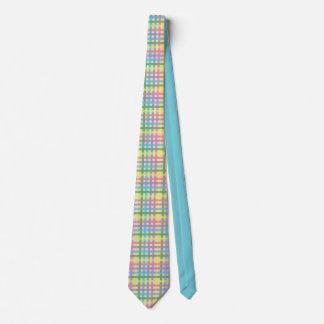 Regenbogen-Streifen-Krawatte Krawatte