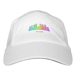 Regenbogen-Tampa-Skyline Headsweats Kappe
