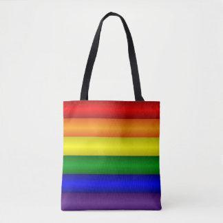 Regenbogen-Taschen-Tasche