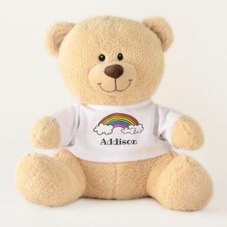 Regenbogen-Teddybär Teddy