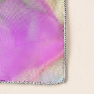 Regenbogen-Tulpen Schal