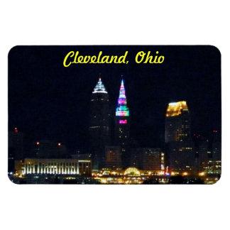Regenbogen-Turm-Magnet Clevelands, Ohio