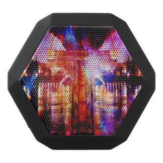 Regenbogen-Universum-Brücke Schwarze Bluetooth Lautsprecher