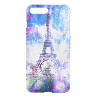 Regenbogen-Universum Paris iPhone 8 Plus/7 Plus Hülle