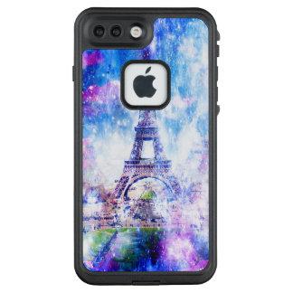 Regenbogen-Universum Paris LifeProof FRÄ' iPhone 8 Plus/7 Plus Hülle