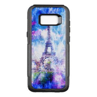 Regenbogen-Universum Paris OtterBox Commuter Samsung Galaxy S8+ Hülle