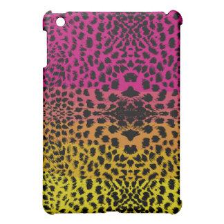 Regenbogen-Zuhälter-Speck-Rechtssache 3 iPad Mini Hülle