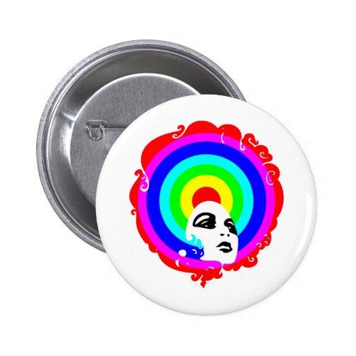 RegenbogenAfro Button