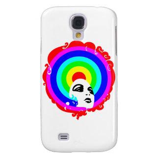 RegenbogenAfro Galaxy S4 Hülle